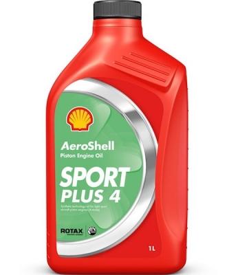 AeroShell SPORT PLUS 4