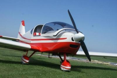 Alto-912 MKII Neuflugzeug