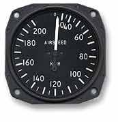 Fahrtmesser 200 km/h