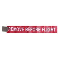 Staurohrschutz Remove before flight