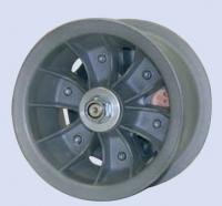 6 Hauptfahrwerksfelge mit Bremse und Achse ECO