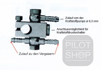 Kraftstoffverteiler PRO VAR1