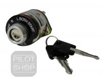 Luftfahrt-Zündschloß ACS Ignition Switch