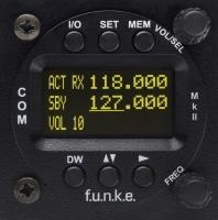 Funkgerät ATR 833-II OLED
