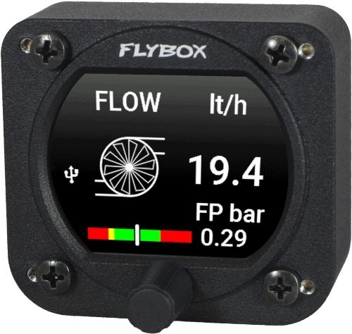 Kraftstoff-Verbrauchsanzeige
