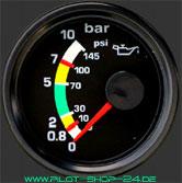 Öldruckanzeige