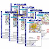 Luftfahrtkarten, Fliegertaschenkalender