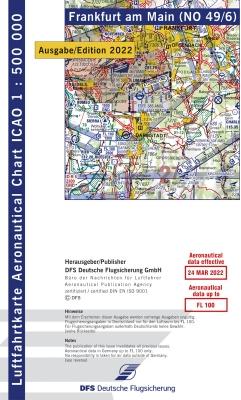 ICAO Karte MÜNCHEN 2021