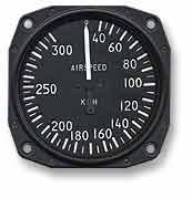 Fahrtmesser 300 km/h