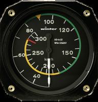 Fahrtmesser 6 FMS (510°) in 80 mm