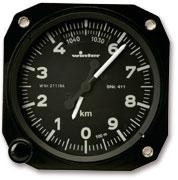Höhenmesser Winter 4 FGH 10 (0-10.000 Meter)