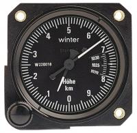 Höhenmesser Winter 4 FGH 20 (0-10.000 Meter)