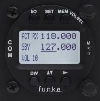 ATR 833-II LCD