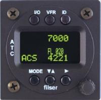 TRT 800 Doppelksitzerbedienteil OLED-Display