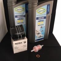 Wartungskit 100 STUNDENKONTROLLE für Rotax 912 -YACCO-