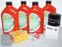 Wartungskit 200 STUNDENKONTROLLE für Rotax 912 -AEROSHELL-