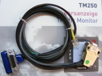 Anschlusskabel FM 250 / Funkwerk- und f.u.n.k.e. -Transponder