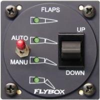 Landeklappenansteuerung Flybox rund