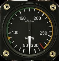 Fahrtmesser 7 FMS (57 mm)