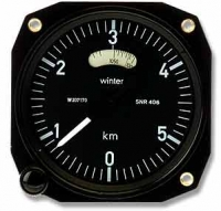 Höhenmesser Winter 4 HM 6