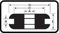 Kabeldurchführung 14 mm