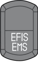 Schalter EFIS EMS