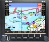 GPS Skymap MFD