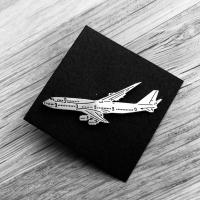 Flugzeug Pin Boing 747