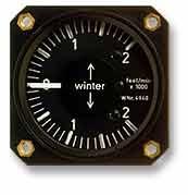 Variometer 5 STV 0-2000 ft/min