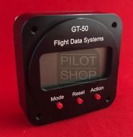 GT-50 Borduhr, Timer, G-Messer, Voltmeter, OAT