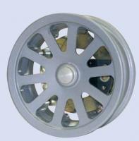 10 Hauptfahrwerksfelge mit Bremse und Achse