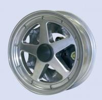 8 Hauptfahrwerksfelge mit Bremse und Achse