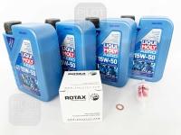 Wartungskit 100 STUNDENKONTROLLE für Rotax 912 -LIQUI MOLY-