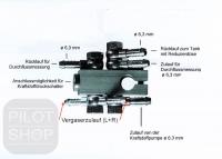 Kraftstoffverteiler PRO VAR4