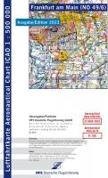 ICAO Karte FRANKFURT 2020
