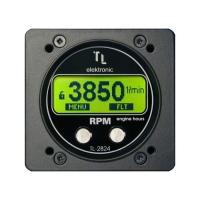 TL-2824 digitaler Drehzahlmesser und Betriebsstundenzähler