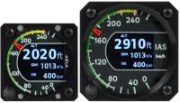 COMBO Fahrtmesser, Höhenmesser, Variometer