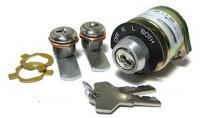 Luftfahrt-Zündschloß ACS Ignition Switch mit Türschlössern