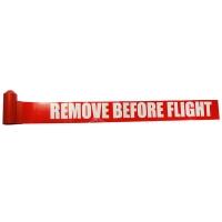 Staurohrschutz Remove before flight Cessna-Serie