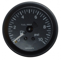 Benzindruckanzeige 0-10 psi
