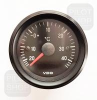 Airboxtemperaturanzeige VDO