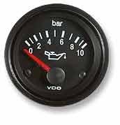 Öldruckanzeige 10 bar VDO