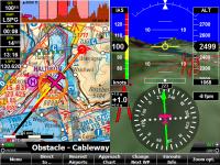 GPS Skymap MFD+