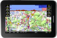 GPS Skymap auf Tablet