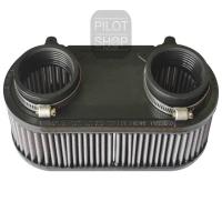 Luftfilter für Rotax 503 Doppelvergaser