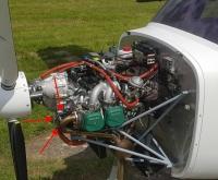 Ölfilter Rotax 912/914/915-Serie -zertifiziert-